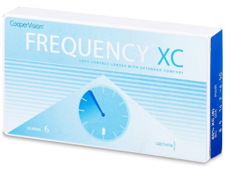 FREQUENCY XC (6 lenses) - Cooper Vision