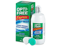 alensa.ie - Contact lenses - OPTI-FREE Express Solution 355ml