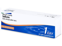 alensa.ie - Contact lenses - SofLens Daily Disposable Toric
