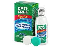 alensa.ie - Contact lenses - OPTI-FREE Express Solution 120ml