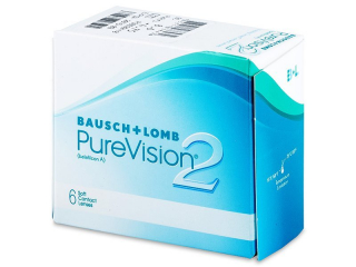 PureVision 2 (6lenses) - Bausch and Lomb