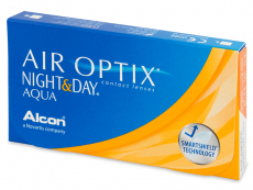 Air Optix Night and Day Aqua (6 lenses)